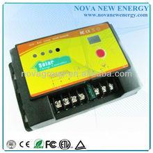 12V24V 10/20/30A solar charge controller solar system controller