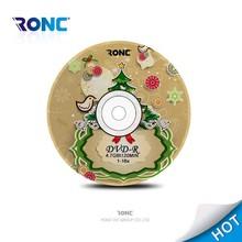 Guangzhou Wholesale Blank DVD 16X 4.7GB 120MIN Virgin Material