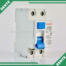 XMML2-63 residual current circuit breaker 1p,2p,3p,4p RCCB