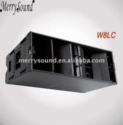 stage audio, empty cabinet, speaker box design (W8LC)