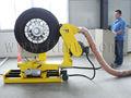 Los neumáticos recauchutados tampón de la máquina- ampliable llanta- recauchutado de la máquina