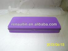 metal pencil case, printed pencil case