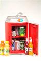 pode forma pode refrigerador em forma de mini geladeira freezer