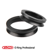 Hot sale good quality cool black rubber door v ring seal