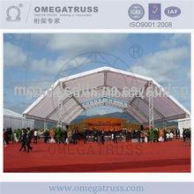 roof truss, pogada party tent, outdoor concert tent
