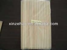 disposable bamboo products for bbq with high quality