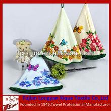 wholesale100 cotton printed kitchen towel