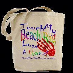 Pvc Waterproof Bag For Beach White Beach Bag
