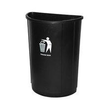Plastic trash bin 80L indoor