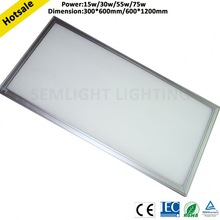 1200lm AC85-265V/50-60HZ CE RoHS IEC TUV led light panel frame 3 years warranty
