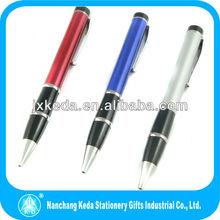 brass huashilai brand new ballpoint pen manufacturers blue balck ink ballpoint pen refill