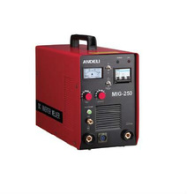 IGBT Soft Switch Inverter CO2 GAS Shielded Welding Machine Mig-250 Manufacturer With CE,CCC