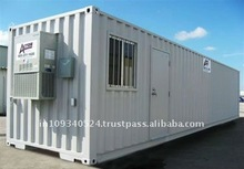 temporary office container