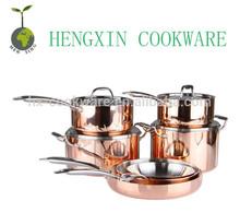 classic copper triply home set