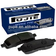 Auto Part OEM Ceramic Brake Pad for Japanese Car