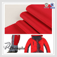 100% Polyester Types of Jacket Fabric Material
