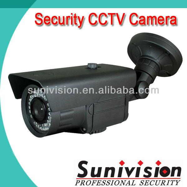 2014 hot cctv caméra, Cmos 1000TVL 42 ri led, Étanche caméra extérieure, Système de sécurité