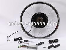 48V 750W 1000W bike conversion kit ebike kit fit for 48V battery