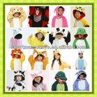 Wholesale cheap animal costume pajamas for kids