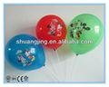 parte da decoração balões para crianças