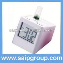 water power product clock 3d wall clock