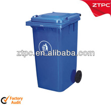 Outdoor dustbin,garbage bin, waste bin plastic 240L