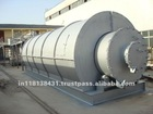 AZ - 150 GOOD PROFITABLE BUSINESS WASTE TYRE RECYCLING PLANT