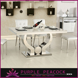 Marble Dining Table and Chair CT-137
