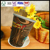 Disposable paper coffee cup with custome logo wholesaler in China
