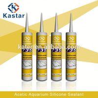 silicone sealant tube,resistant to water, mildew,aquarium silicone