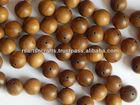 buddhism prayer beads, carved sandalwood beads, sandalwood mala beads