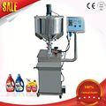 máquinas de la fábrica máquina de llenado de detergente para la ropa