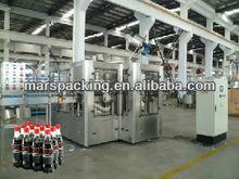 Packaging Of Carbonated Beverage
