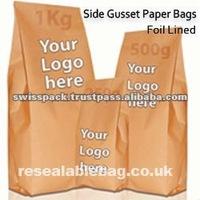 Paper packaging Bags Cape Verde