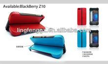 Cheap Bidirectional support mobile phone case for blackberry z10