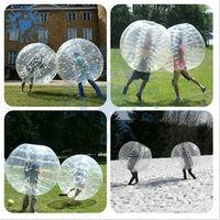 1.2/1.5/1.8m TPU Crazy Loopyballs,bubble football