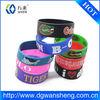 custom logo bracelet Silicone bracelets