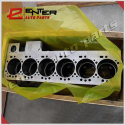 4947363 3939313 Original Cummins Cylinder Block For 6CT