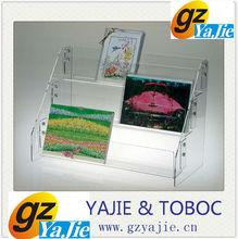2013 elegant tri-fold brochure holder