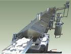 POTATO CHIPS MACHINE PRICE LOW PRODUCTION CAPACITY 200 kg/hr CASSAVA MACHINE