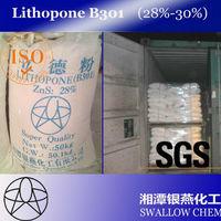 lithopone b301 powder factory price
