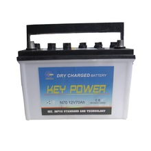 2015 KEYPOWER high quality Lead Acid auto battery car battery