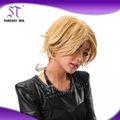 Venta al por mayor de pelucas para las tiendas de venta de pelucas, cosplay peluca para las muñecas
