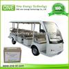 Deep cycle vrla car gel battery for electric vehicles 2V 100AH-3000AH