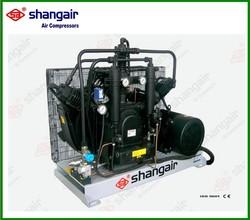 Shangair 42WZ Booster Air Compressor High Pressure Piston Air Compressor Cheap air compressors for sale