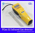 Pgas- 32- CO2- 4 di alta precisione automotive analizzatore gas di scarico senza fili rilevatore di gas metano monitor