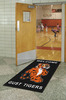 Plush Carpet Logo Mat, Logo Mat,