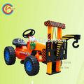 plástico carro empilhador para crianças grandes brinquedos para diversão 317