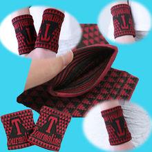 Magnetic elastic fashion wrist support KTK-S000W