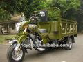 motocicleta de tres ruedas para carga de entrega